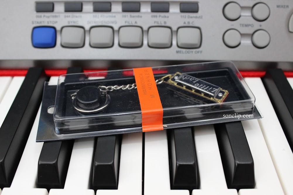 Ken Harmonica Mini - Hohner 109 8 Little Lady