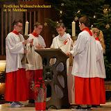 Festliches Weihnachtshochamt in St. Matthäus