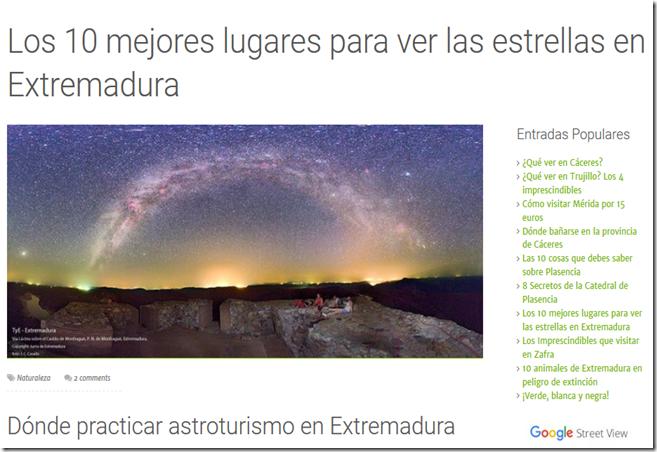 Screenshot_2018-07-06 Los 10 mejores lugares para ver las estrellas en Extremadura - Turismo en Extremadura