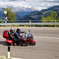 Motorradtour zum Würzjoch 29.07.13