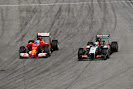 Alonso VS Hulkenberg, Ferrari VS Force India