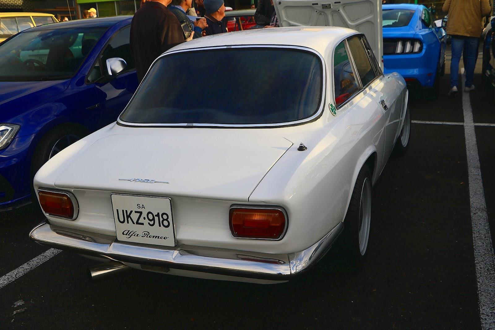 Alfa Romeo GTV 1750 Rear.jpg