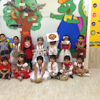 Show and Tell in Nursery (2014-15) at Witty World