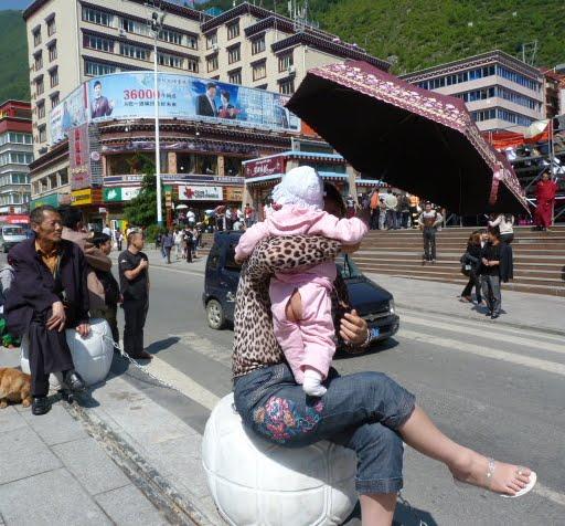 CHINE SICHUAN.KANDING , MO XI, et retour à KANDING fête du PCC - 1sichuan%2B1833.JPG