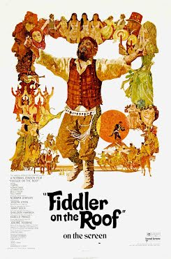 El violinista en el tejado - The Fiddler on the Roof (1971)