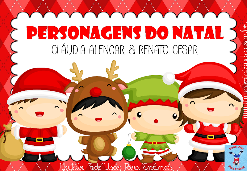 PERSONAGENS DO NATAL - PDF