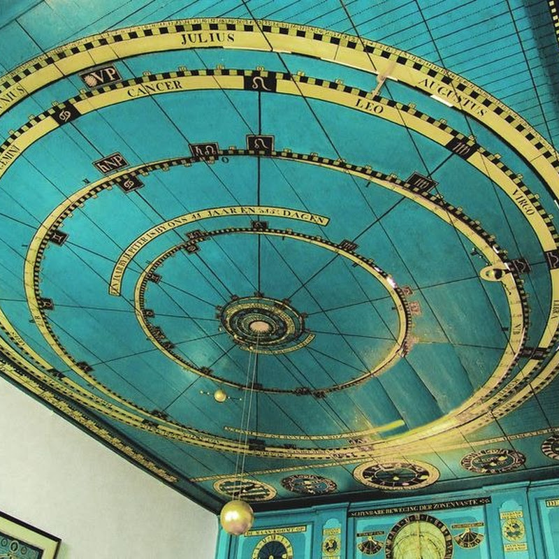 Eisinga Planetarium: The World's Oldest Working Planetarium