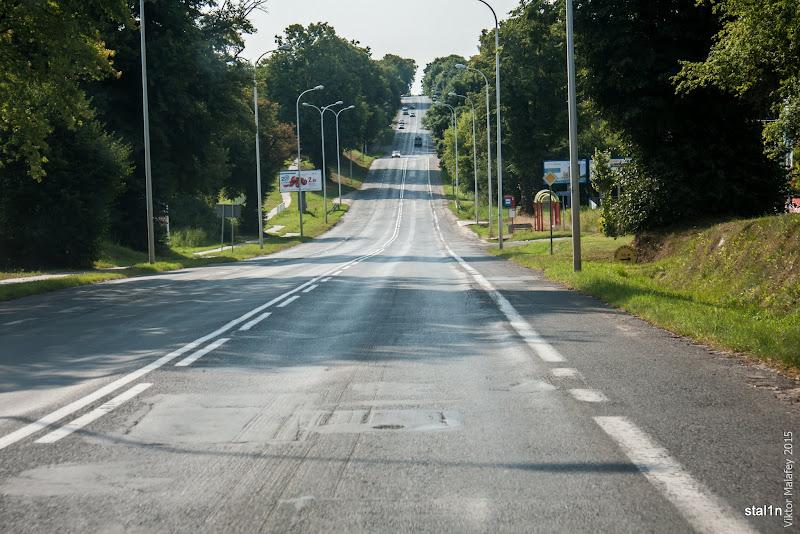 Дорога біля і в Любліні