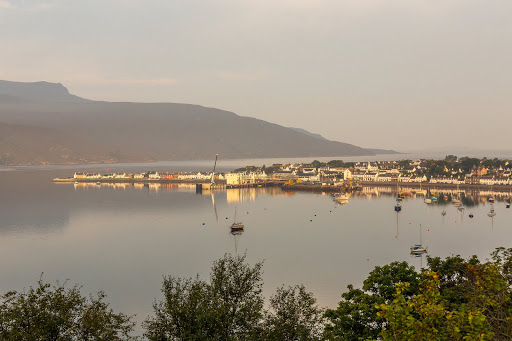 Ullapool. From Exploring Scotland's North Coast 500