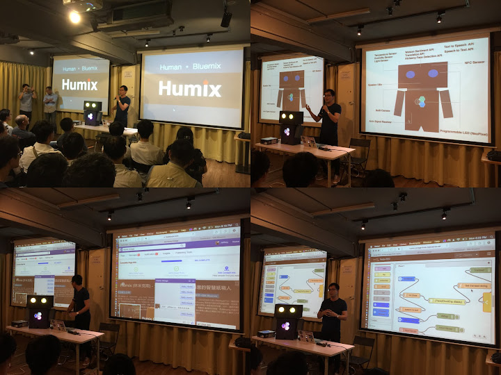 Richard: Iot Humix with IBM Bluemix and Watson Intelligent API.jpg