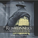 "Marty Gervais ""The Rumrunners. A Prohibition Scrapbook"", Bibioasis, Emeryville 2009.jpg"