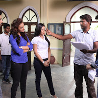 Columbus Movie Working Stills