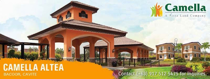 Community Overview - Camella Altea | House and Lot for Sale in the Philippines