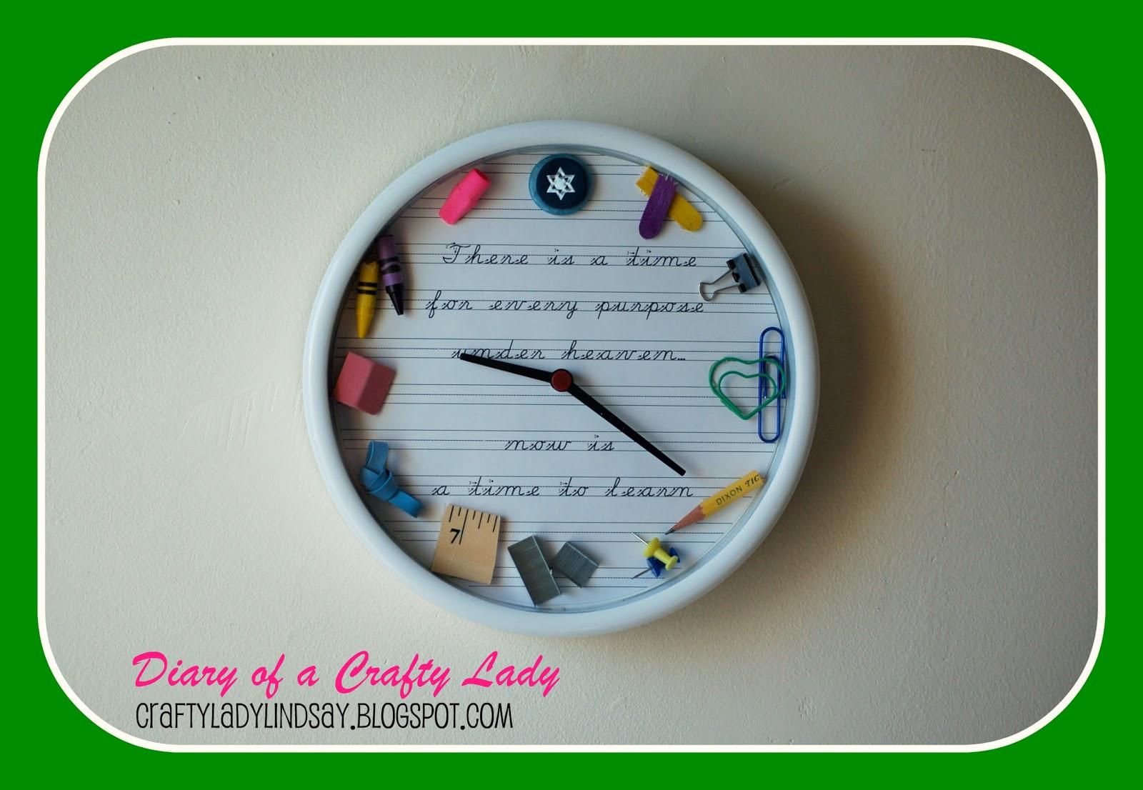 Diary of a Crafty Lady: Teacher Appreciation Personalized School