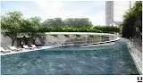 Adrmore Park Condo Sinagpore pool area, Christopher Po, Tierra Design Singapore