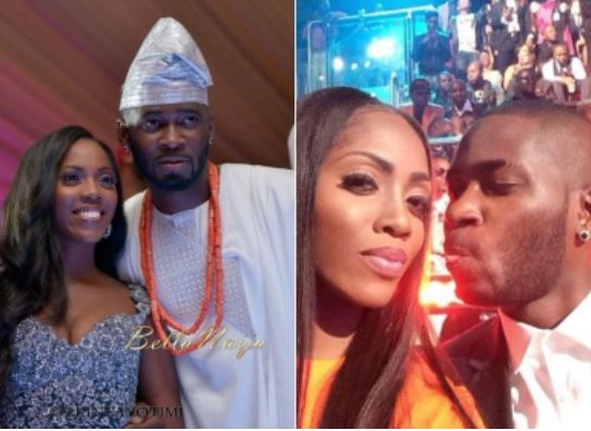 Tiwa Savage Reacts After Accusations She Dissed Her Ex-husband In New Song Challenge