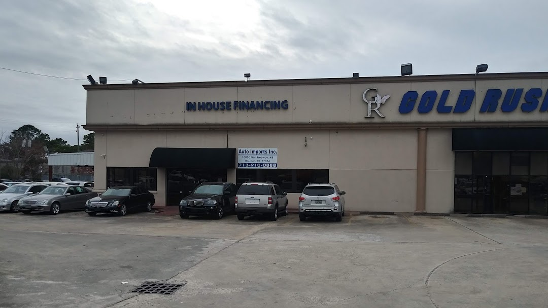 Gold Rush Auto >> Gold Rush Autos In House Financing Bhph