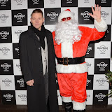 WWW.ENTSIMAGES.COM -  Michael Mckell   at      Fight For Life Christmas party at Hard Rock Cafe, London December 9th 2014Annual festive party hosted by cancer charity in aide of The Fight For Life charity for children with cancer.                                                  Photo Mobis Photos/OIC 0203 174 1069