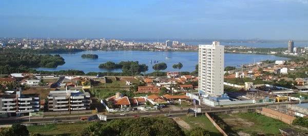 Férias no Estado do Maranhão, Brasil