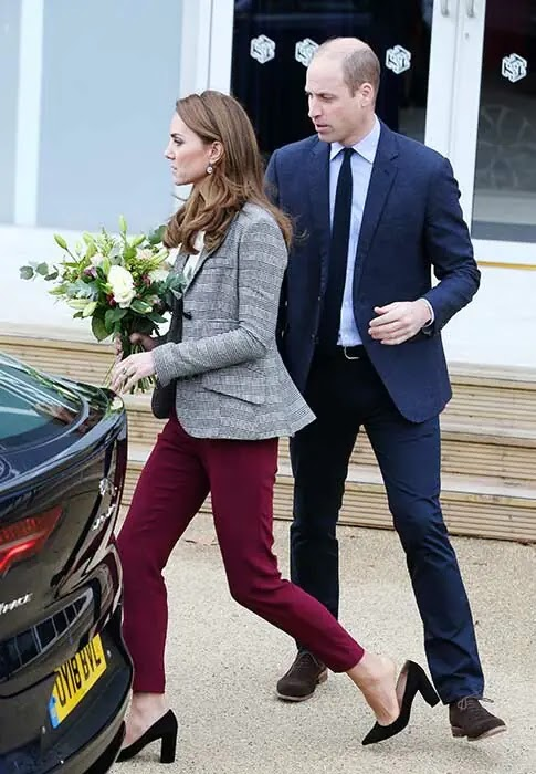 Times the Royals slipped up in Public - relatable moments