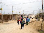 Returning Home from USDA School (Alta Trujillo, Peru)