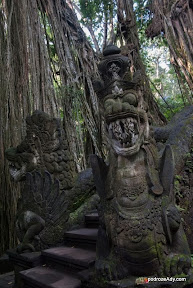 Bathing Temple, Monkey Forrest