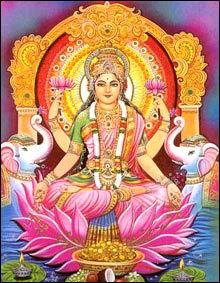 Lakshmi, Gods And Goddesses 2