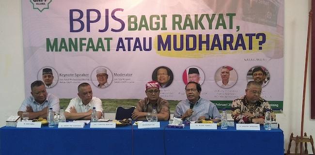 Rizal Ramli: BPJS Amburadul karena SBY Ogah-ogahan di Awal Pendirian