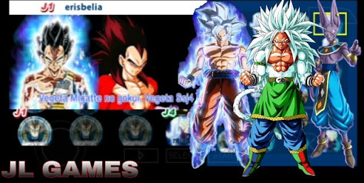 SAIUU NEW MENÚ + ISO MOD TENKAICHI TAG TEAM PARA ANDROID E PC (PSP) +DOWNLOAD DESCARGA 2018