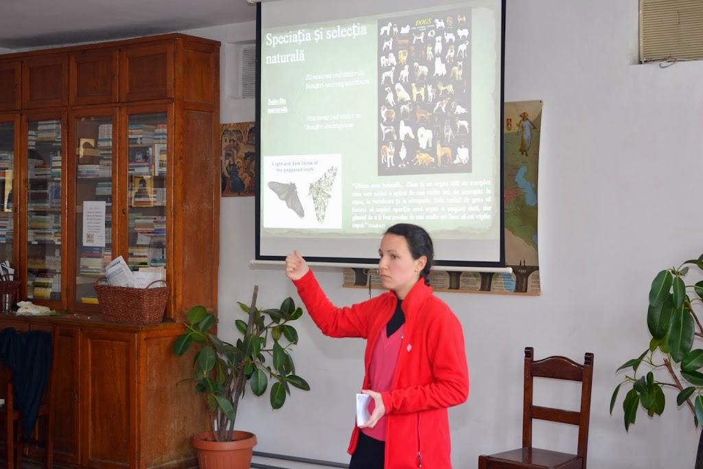 Despre evolutie, cu Elena Blanaru - 058