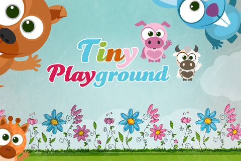 TinyPlayground- screenshot