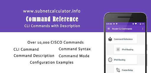 Command Reference Premium - Apps on Google Play
