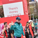 OIC - ENTSIMAGES.COM - Chris Evans  at the  Virgin Money London Marathon on Blackheath in London, England. 24th April 2016 Photo Mobis Photos/OIC 0203 174 1069