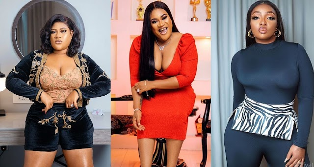 Nkechi Blessing And Anita Joseph Claims Lack Of Organism Is Why People Are Bitter