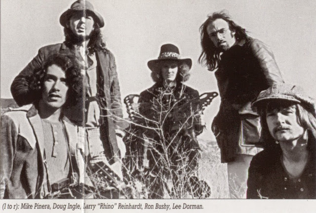 Iron Butterfly photo