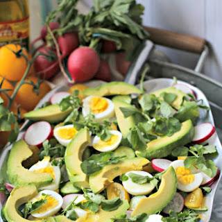 Summer Fresh Detox Salad.