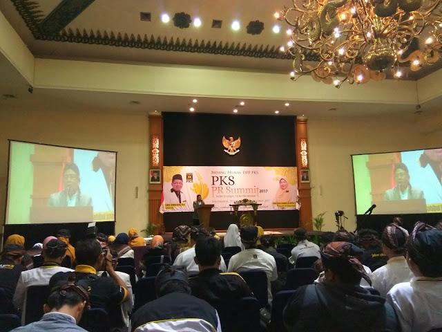 Presiden PKS: Kader Jarang Akses Situs Resmi PKS