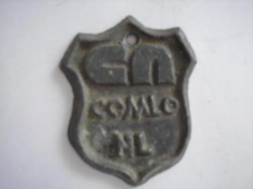 Naam CN Comlo Jaartal 2001 Plaats Akersloot.JPG