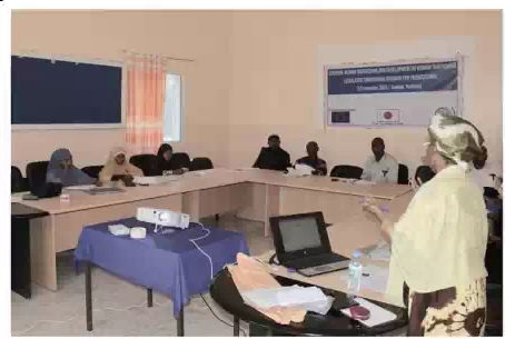 IOM Trains Puntland Prosecutors in Counter Trafficking