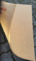 korkplatten trittschalld mmung rollenkork d mmkork 8 kork platten 2 30mm ebay. Black Bedroom Furniture Sets. Home Design Ideas