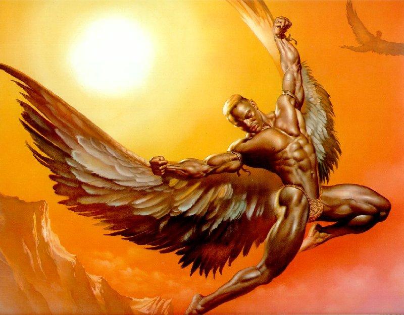 Icarus, Angels