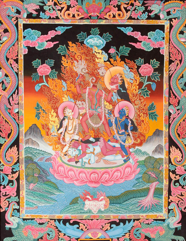 Mahavidya Chinnamasta, Gods And Goddesses 6