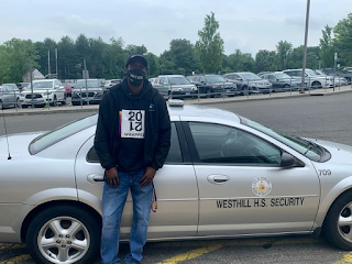 Westhill High School Security Guard Hailed As A Hero