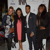 WWW.ENTSIMAGES.COM -    Meg Mathews, Bollywood star Parekh and Mica Paris   at   A Night With Nick at INK, Leicester Square, London December 4th 2013                                            Photo Mobis Photos/OIC 0203 174 1069