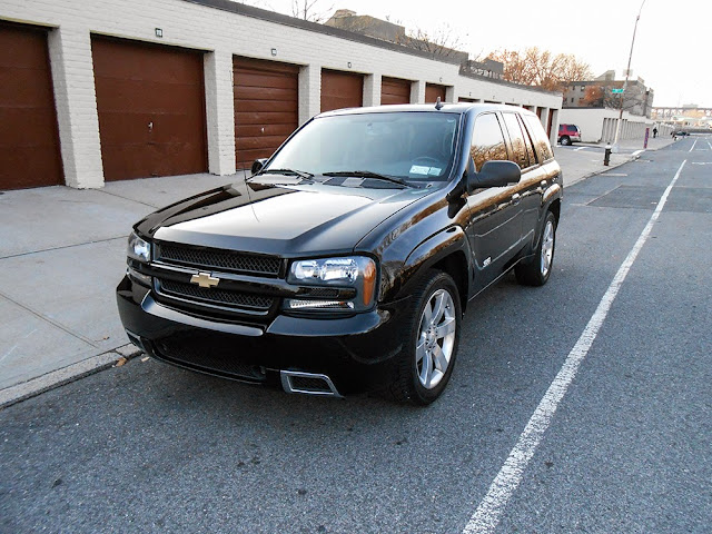 find used 2007 chevrolet trailblazer ss 3ss all maintenance records in astoria new york united. Black Bedroom Furniture Sets. Home Design Ideas