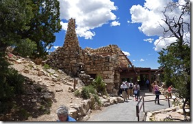 Hermits Rest, Grand Canyon