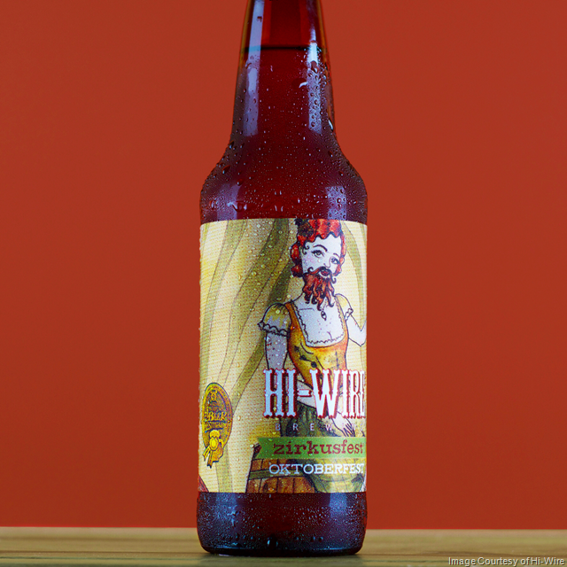 Hi-Wire Brewing Announces July Beer Releases