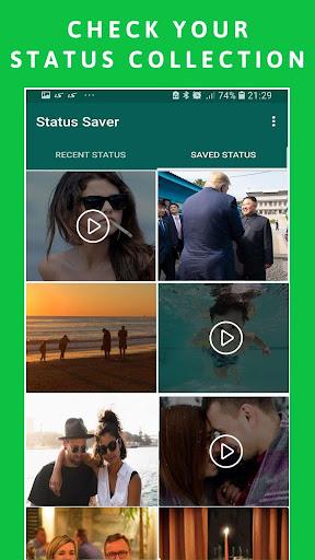 WhatsSave : Status Saver - Status Video Downloader screenshot 6