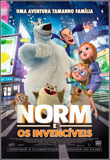 Norm e os Invenciveis (2016) Torrent BRRip Blu-Ray 1080p 5.1 CH Dual Áudio