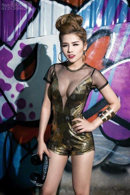 hot girl dj sansan nguyen 21